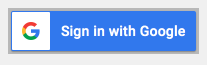 Sign in with Google button on QuaverEd login page